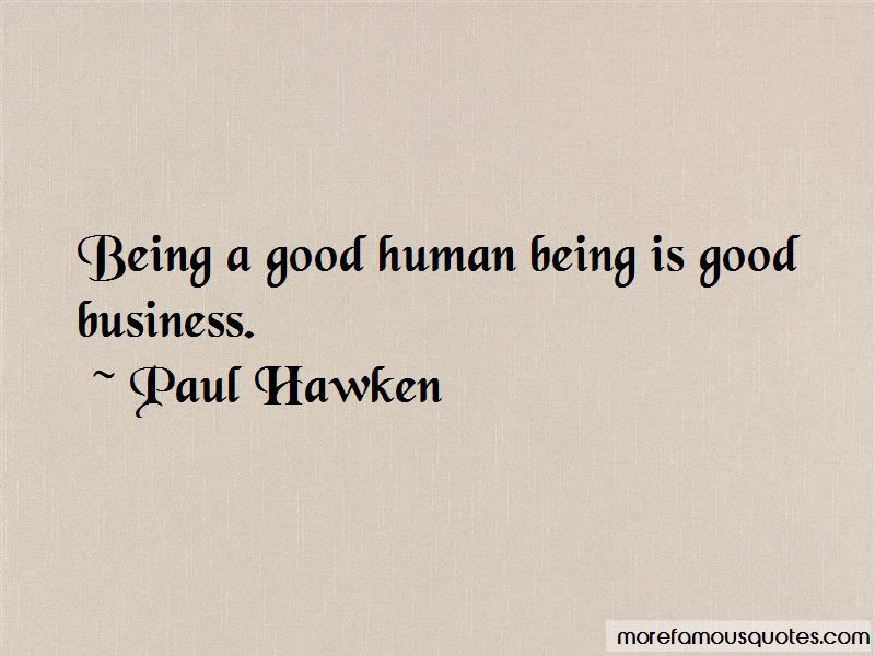 Being A Good Human Quotes Top 35 Quotes About Being A Good Human