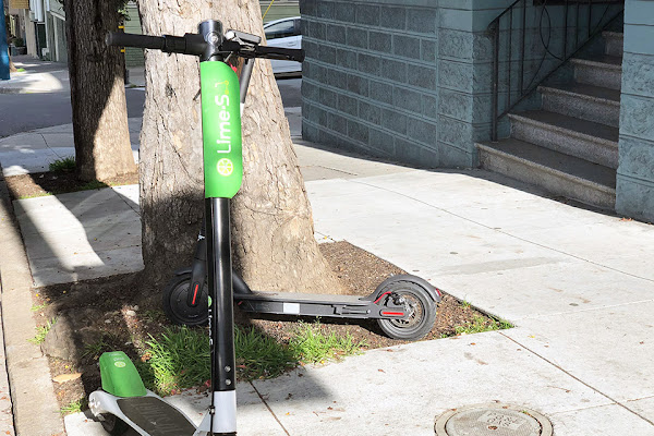 e35982395b1 With legalized scooters returning to SF on Monday, rejected company sues to  stop launch