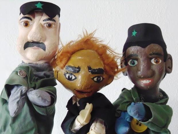 Resultado de imagem para festival de bonecos