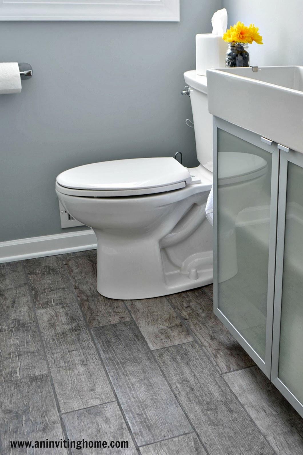 Remodelaholic | Modern Bathroom Update