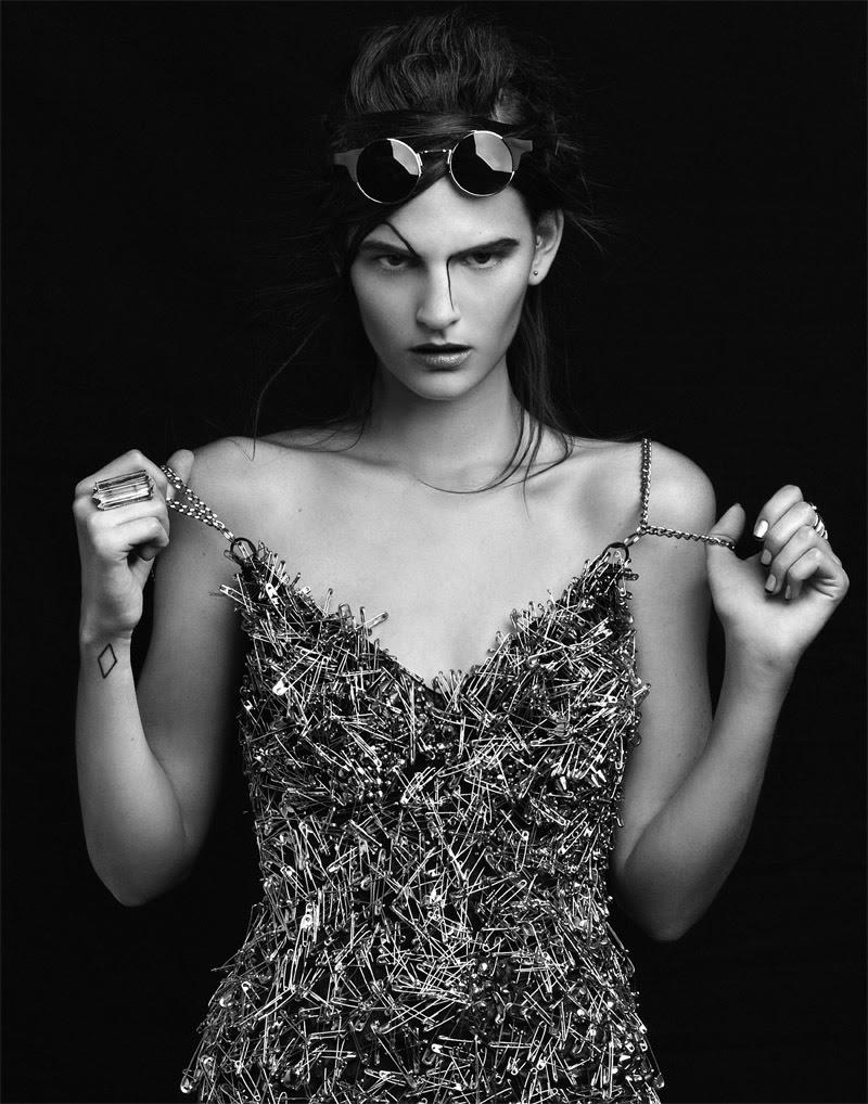 DI$COUNT (Artisanal) metal dress