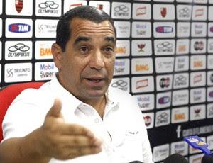 Zinho, Flamengo (Foto: André Portugal/VIPCOMM)