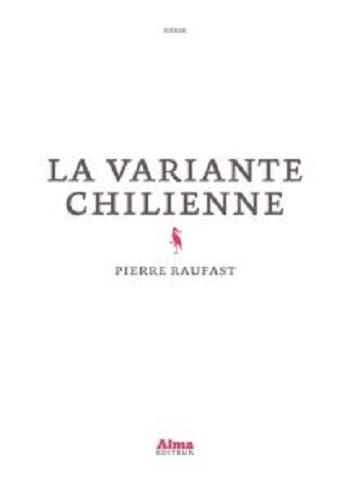 Couverture La variante chilienne