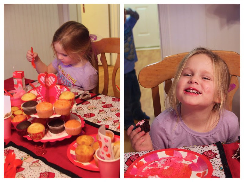 Valentine's Day Cupcake Party 2013 18
