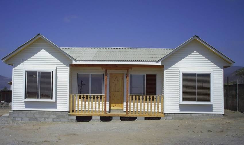 Casas de madera prefabricadas casas prefabricadas chillan for Precios de cabanas prefabricadas