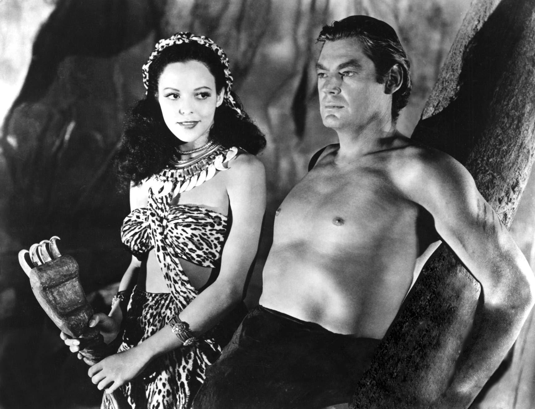 Resultado de imagem para Tarzan and the Leopard Woman 1946