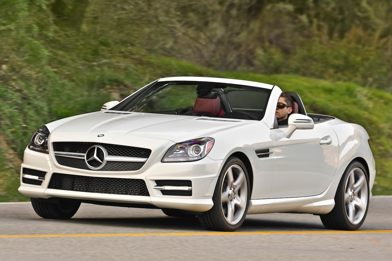 2014 Mercedes-Benz SLK-Class Reviews and Rating | Motor Trend