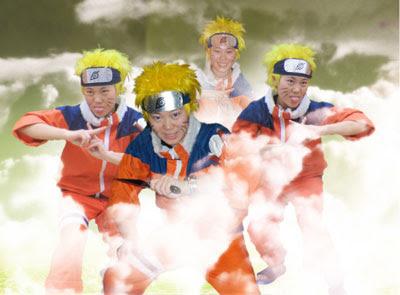 Naruto's Kage Bunshin