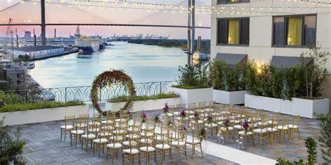 Hyatt Regency Savannah Weddings   Get Prices for Wedding