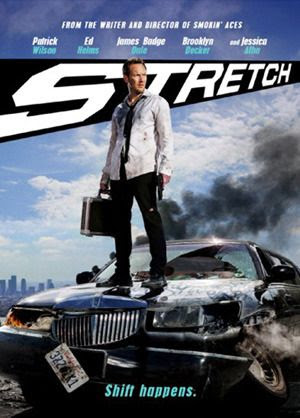 The movie poster for STRETCH.