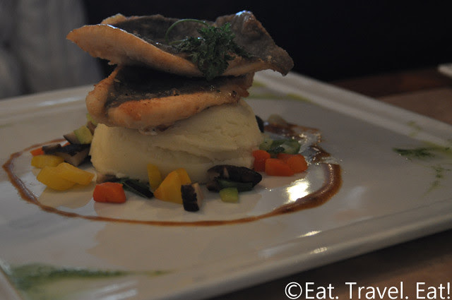 Sesame Grill: Pan Fried John Dory Fish