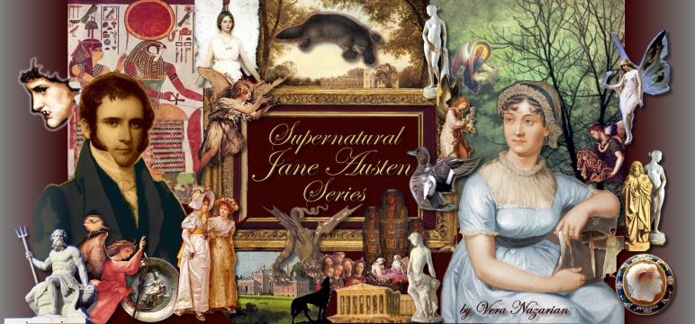 Supernatural Jane Austen Series