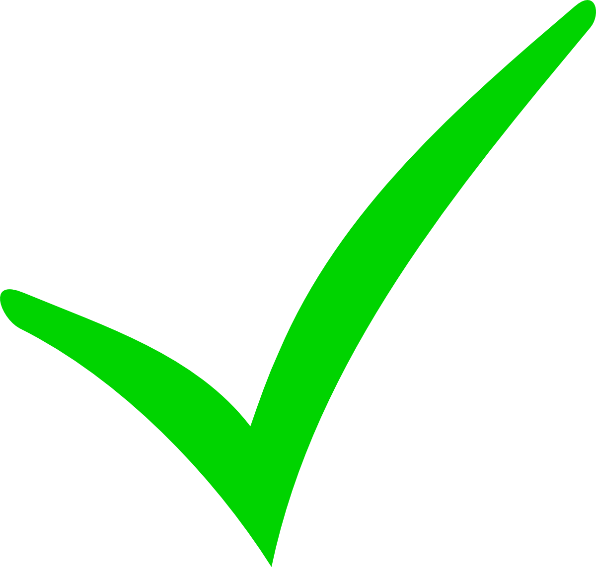 Checkmark Png - ClipArt Best