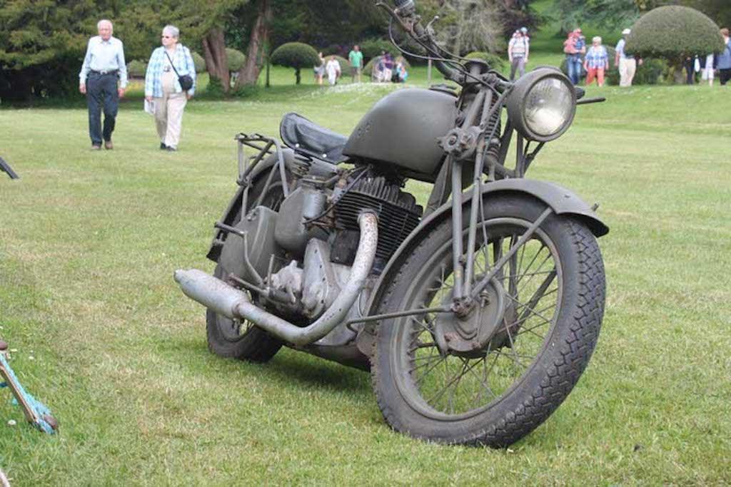BSA WD M20 Motorcycle
