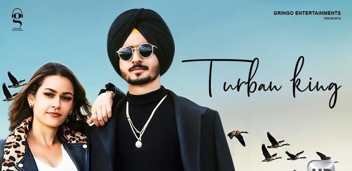 Turban King Lyrics by Nirvair Pannu