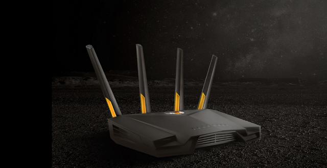 【ASUS  TUF-AX3000 Router】ASUS WiFi 6 雙頻 無線路由器 網店特價 $1499