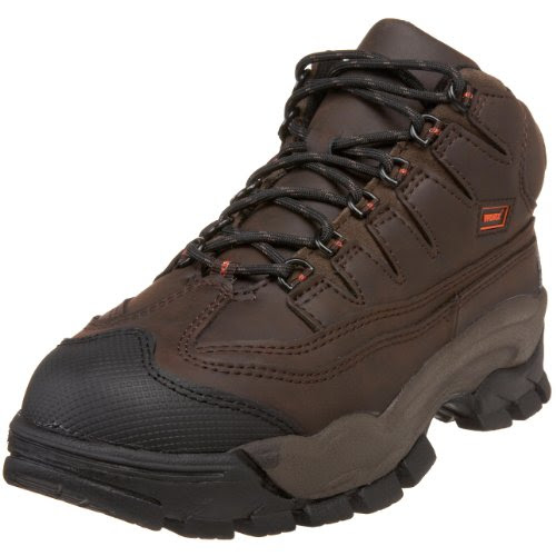 WORX by Red Wing Shoes Men's 5301 Safety-Toe Boot,Brown,8 M US