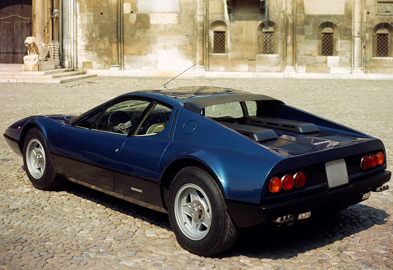 ... 365 GT/4 BB - specifications, photo, price, information, rating