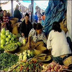 Market traders