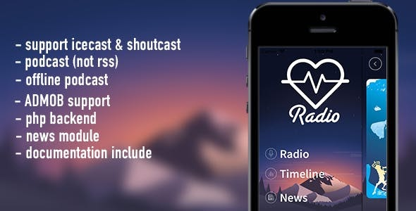 Lov Radio Bundle (android & ios pack) - Weknowworld.in