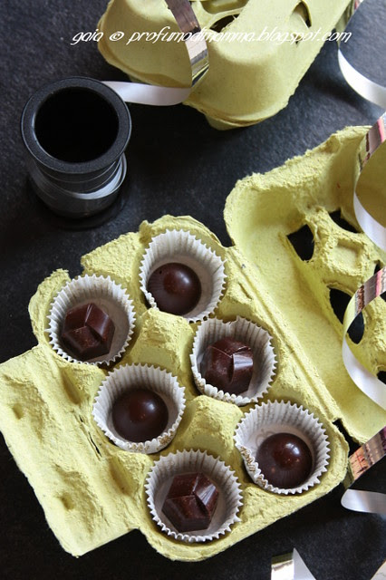 cioccolatini uova