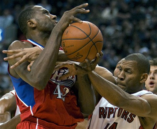 76ers Raptors Basketball