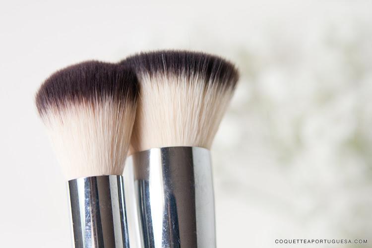 argent makeup brushes pinceis maquilhagem maquiage