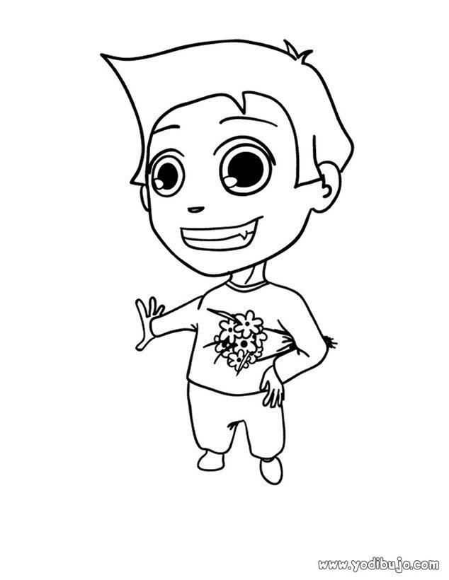Dibujos Para Colorear Dia De La Madre Niña Corazon Eshellokidscom