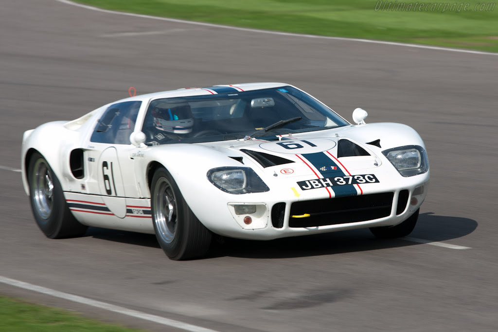 Ford GT40 High Resolution Image (2 of 6)