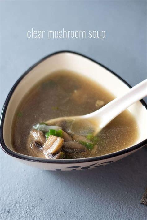 mushroom soup recipe    mushroom soup recipe