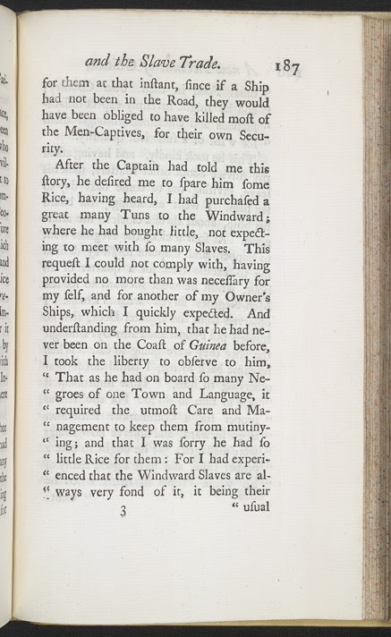 A New Account Of Some Parts Of Guinea & The Slave Trade -Page 187