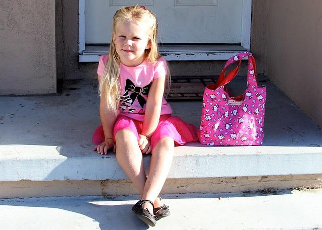 Giulietta's First Day of School 2012 12