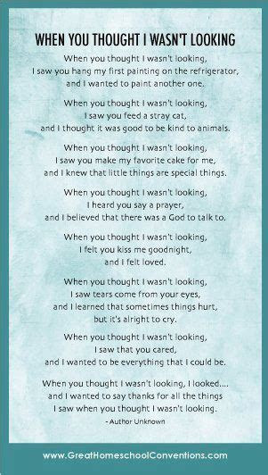 I LOVE this poem! I want to read it for my parents on
