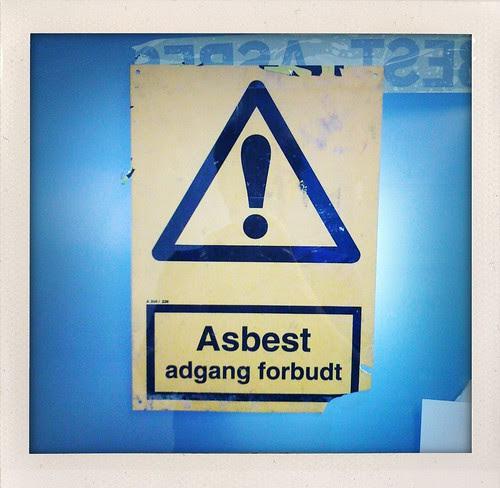 Asbestos disparait
