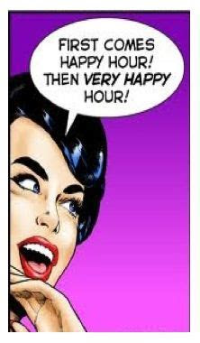 1000  images about Happy hour on Pinterest   Corona, Papel
