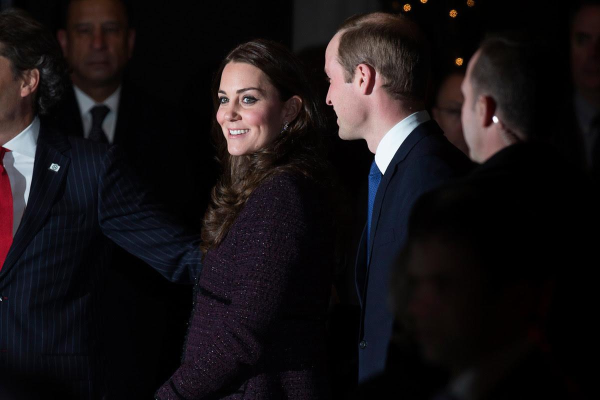 O Duque e a Duquesa de Cambridge visitaram os USA esta semana. Chegando no elegante Hotel Carlyle em Nova Iorque no upper East side.