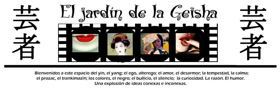 El jardín de la geisha