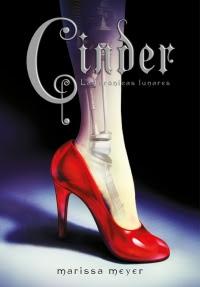 megustaleer - Cinder (Las crónicas lunares 1) - Marissa Meyer