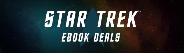 Star Trek Ebook Deals
