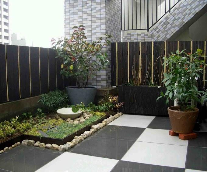 Taman Air Rumah Minimalis   Ide Rumah Minimalis