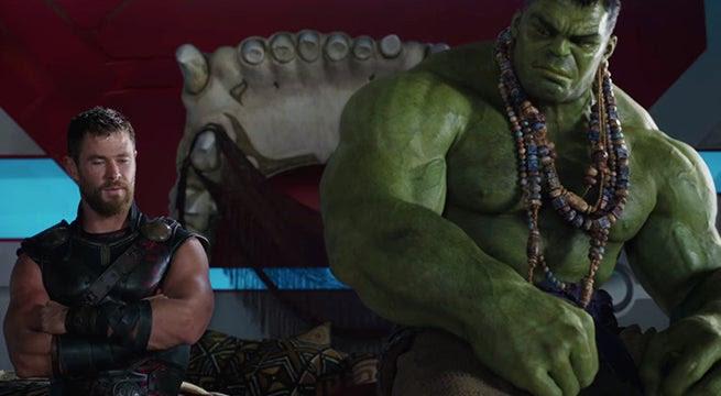 Resultado de imagen para thor ragnarok hulk