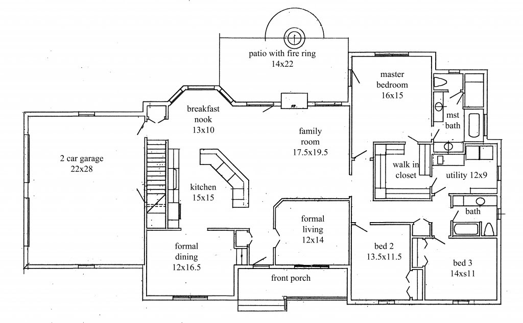 house plans, new construction, home, floor plan