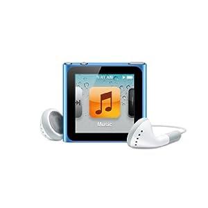 Apple iPod nano 8 GB Blue (6th Generation)
