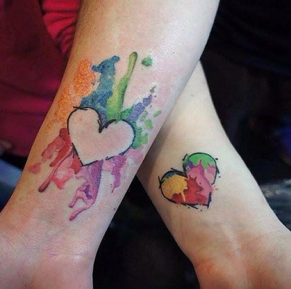 22 Tatuajes De Madres E Hijas Que Muestran Lo Unidas Que Están