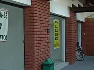 Em Belém 2.200 empresas fecharam as portas em 2015. (Foto: Reprodução/ TV Liberal)