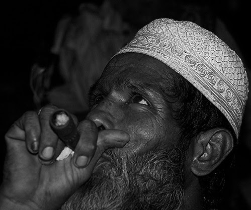 Where There Is Smoke ...And Dhuni Fire by firoze shakir photographerno1