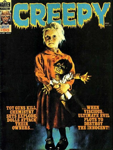 Creepy Magazine