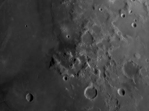 Apollo 17 landing site. by Mick Hyde