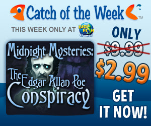 Midnight Mysteries: The Edgar Allan Poe Conspiracy (BFG's Catch of the Week)