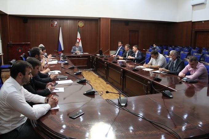 Ингушетия представить вСовете Федерации национальные ковры, книжные ифотовыставки